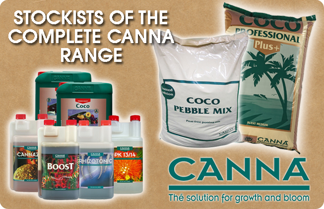 Canna Preferred Stockist