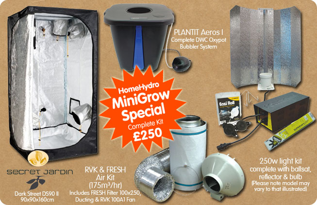Mini Grow Kit Special