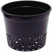 Round Mesh Bottom Pot 152mm - Great for pot culture and drip systems!