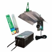 400w Lumii Light Kit - Ballast, Bulb & Minii Reflector (Home Hydro)