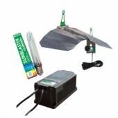 400w Lumii Light Kit - Ballast, Bulb & Maxii Reflector (Home Hydro)