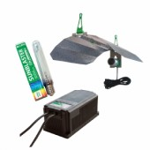 600w Lumii Light Kit - Ballast, Bulb & Maxii Reflector (Home Hydro)