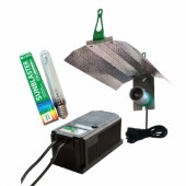 600w / 400w Lumii Light Kit - Ballast, Bulb & Minii Reflector (Home Hydro)
