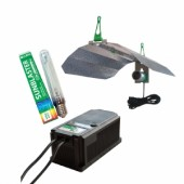 600w / 400w Lumii Light Kit - Ballast, Bulb & Maxii Reflector (Home Hydro)