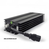 LUMii BLACK 600w Electronic Dimmable Ballast
