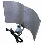 Adjust-A-Wing Reflector (Suits 250w - 600w) (Home Hydro)