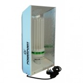 Sun Mate Grow CFL Reflector with 250w Warm White Lamp - Home Hydro