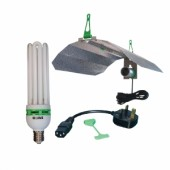 125w CFL / Maxii Reflector Kit - Warm Lamp (Home Hydro)