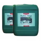 CANNA Hydro Vega Soft Water 10L Set (A+B) (Home Hydro)