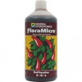 GHE FloraMicro Soft Water 1L (Home Hydro)