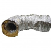 "4"" Acoustic Ducting (100mm x 10m) (Home Hydro)"