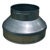 Ventilation Reducer 200mm-160mm (Home Hydro)