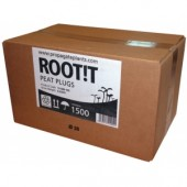 36mm Peat Plugs (box of 1500) Rootit