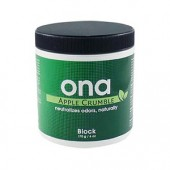 ONA Apple Crumble - 175g Block Neutralises Odours Naturally!
