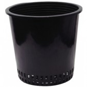 Round Mesh Bottom Pot 152mm (tall 2L) - Great for pot culture and drip systems!