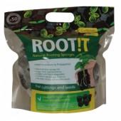 Natural Rooting Sponges 50 refill bag - ROOTIT