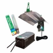 600w Lumii Light Kit - Ballast, Bulb & Minii Reflector (Home Hydro)