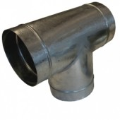 FRESH T Connector 125mm (Home Hydro)