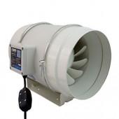 RAM Mixed-Flow Inline Fan - 100mm - 199m³/hr