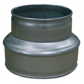 Ventilation Reducer 125mm-100mm (Home Hydro)