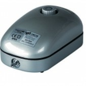 Hailea Adjustable Air Pump ACO 9601 - 192lph 1 Outlet 4mm Output (Home Hydro)