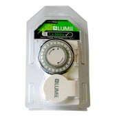 LUMii 24 Hour Timer - Heavy Duty Contactor Timer