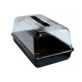 Stewarts Medium Unheated Propagator (38x24x21.5cm) (Home Hydro)