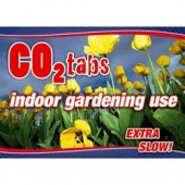 CO2 TABS EXTRA SLOW RELEASE - 60 TABS BOTTLES